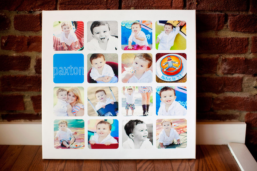 Photography products canvas photo