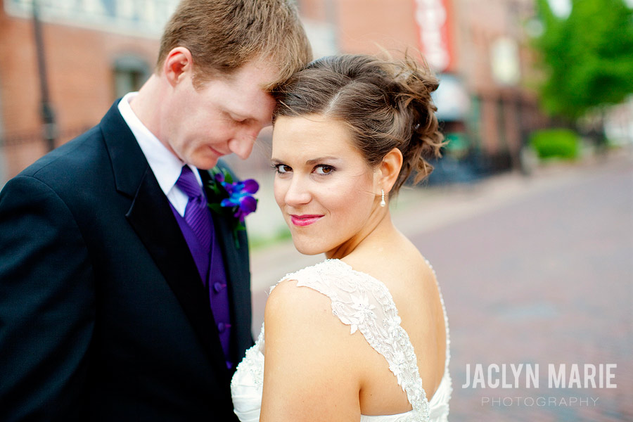 Wichita wedding portrait photo