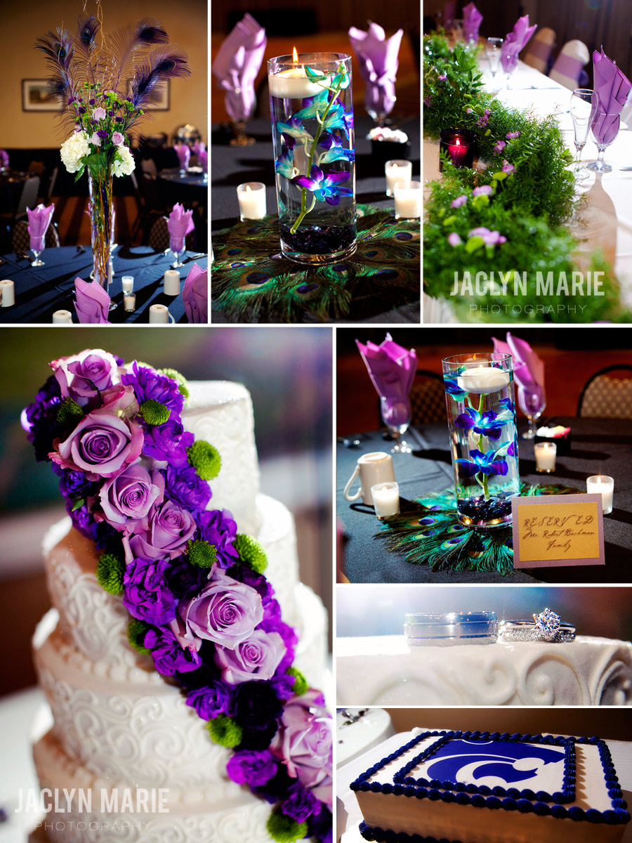 reception decor photo