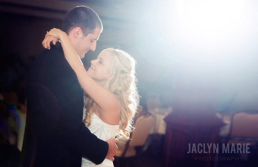 wedding dance photo