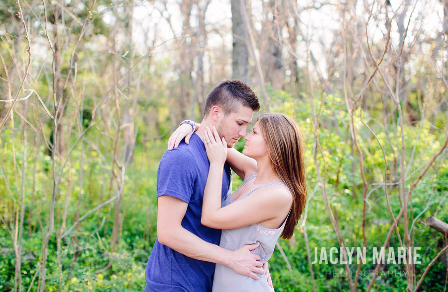 Wichita, Kansas engagement photographer photo