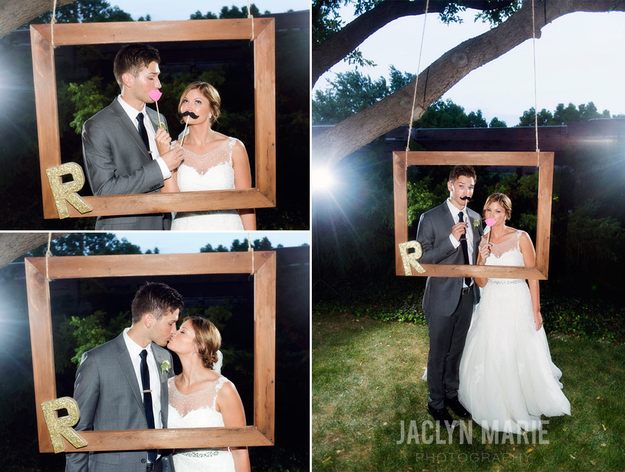 photo booth frame photo
